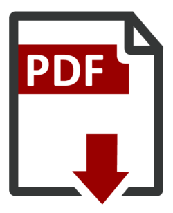 icon of PDF file with down arrow