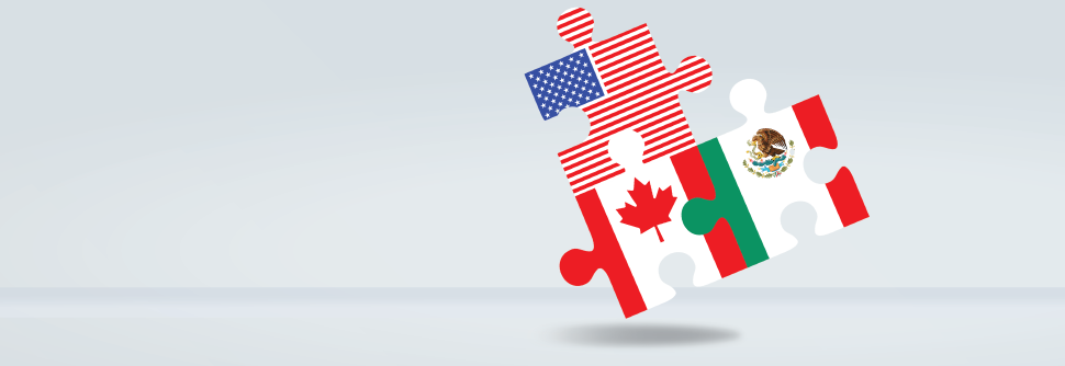 NAFTA countries and political uncertainty