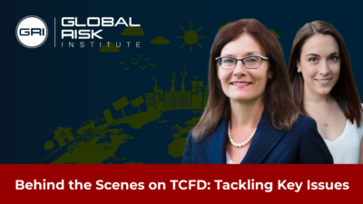 Behind the Scenes TCFD Event Banner